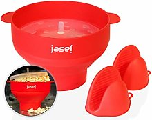 Jasel Microwave Popcorn Popper Comes with