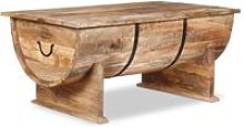 Jason Trunk with Storage by Brown - Union Rustic