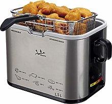 JATA FR326E Metal Deep Fat Fryer, 1,5Litre