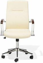 Jaydon Desk Chair Mercury Row Colour (Upholstery):