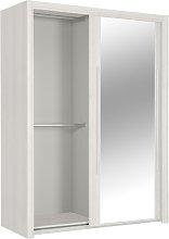 Jaylin 2 Door Sliding Wardrobe Ebern Designs Size: