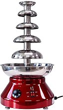 JAYLONG Commercial Chocolate Fountain, 5 Tiers