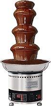 JAYLONG Commercial Chocolate Fountain Fondue,