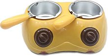 JAYLONG Double Chocolate Melter, Electric
