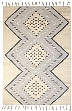 Jazmin Rectangle Area Rug, 170cm x 120cm (L x W),