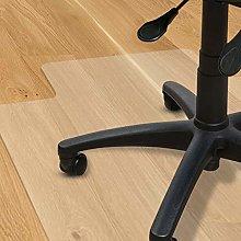 Jazooli Desk Chair Mat Carpet Hard Wood Laminate