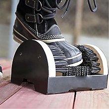 Jazooli Heavy Duty Boot Shoe Wellie Scrubber Mud