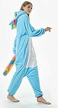 JBDGNZ Pajamas Animal Adults Winter Sleepwear