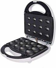 JBHURF 4 in 1 waffle maker, easy to clean