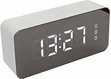 JBVG Simple Design Alarm Clock Mute Luminous Alarm