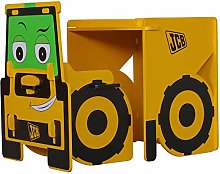 JCB Children's Desk and Chair, Happy Beds