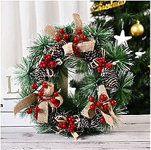 JCYANG Christmas Wreaths Christmas And New Year