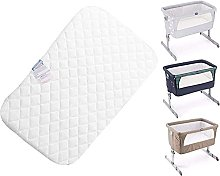 JD Linens Next2Me Chicco Crib Mattress Compatible