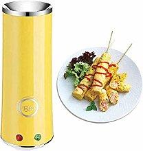 jdiw gg Roll Cup Mini Automatic Egg Roll Maker