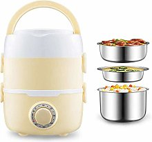 JDK Electric Heating Lunch Box Thermal Bento Box