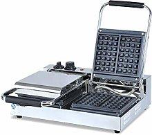 JDKC- Dual Belgian Waffle Maker Automatic