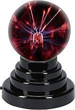 JDKC- Plasma Ball Lamp, USB/Battery Powered Touch