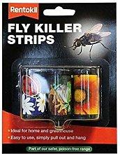 JDS Hardware Rentokil Fly Killer Strips 3 Pack
