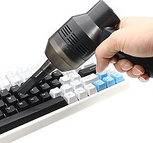 Jecenka Keyboard Cleaner USB Mini Vacuum Cleaner