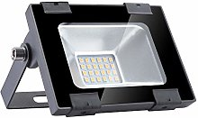 jeerbly LED Flood Light, Super Bright Outdoor