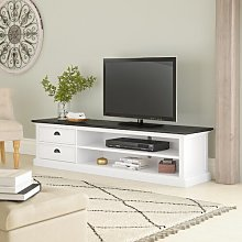 "Jefferey TV Stand for TVs up to 60"" Brambly"