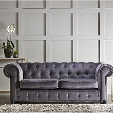 Jeffersonville 2 Seater Chesterfield Sofa
