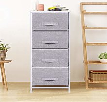 jeffordoutlet Chest of Drawers, Tall Unit Storage