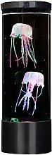 Jellyfish Lamp, Color Changing Lamp, Jellyfish