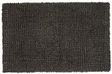 Jenny Blanc - Large Jute Doormat in Brown, Black