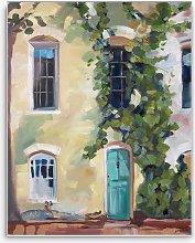 Jenny Westenhofer - 'Vines' Wood Framed
