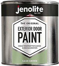JENOLITE Garage & Exterior Door Paint - Sage Green