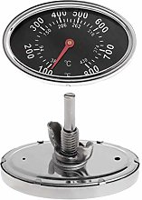 JENOR Oval BBQ Pit Smoker Grill Thermometer Dial