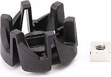 JENOR Plastic Shaft Blade Foot Seat Blender Parts