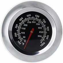 JENOR Stainless Steel Dial Display Thermometer