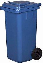 Jestic Wheelie Bin, Rubbish Bin, 120 Litres,