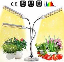 JEVDES LED Grow Light, Plant Light for Indoor