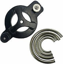 Jewellers Tools 4 New Clock mainspring Clamps &