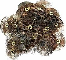 Jewellers Tools 72 Mixed alarm clock hairspring