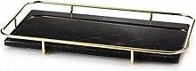 Jewellery Tray Cosmetic Tray Marble Rectangular
