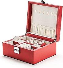 Jewelry Box, Multifunctional Detachable Jewelry