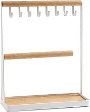 Jewelry Stand Holder Multi Tier Necklace Display