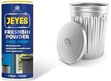 Jeyes Fresh Bin Cool Linen Powder 550g: 12