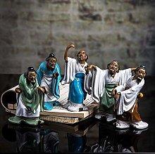 JF-XUAN Chinese medicine culture ceramics
