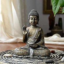 JF-XUAN Home Decor Ornament Figurine Buddha