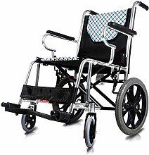 JF-XUAN Wheelchairs Aluminum Alloy Folding