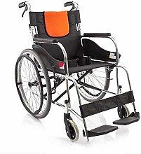 JF-XUAN Wheelchairs Aluminum Alloy Lightweight