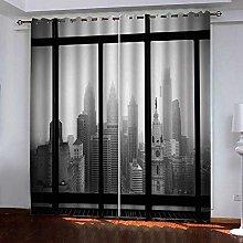 JFAFJ CurtainsOutside the window & the world