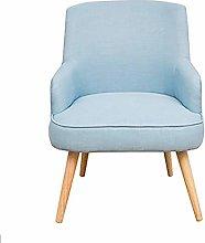 JFFFFWI Lazy sofa, back sofa-chair, simple simple