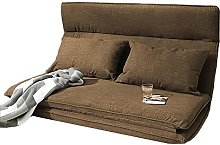 JFFFFWI Lazy Sofa Bed - Small Bedroom - Foldable