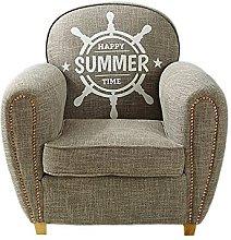 JFFFFWI Lazy Sofa Simple Small Chair Chair